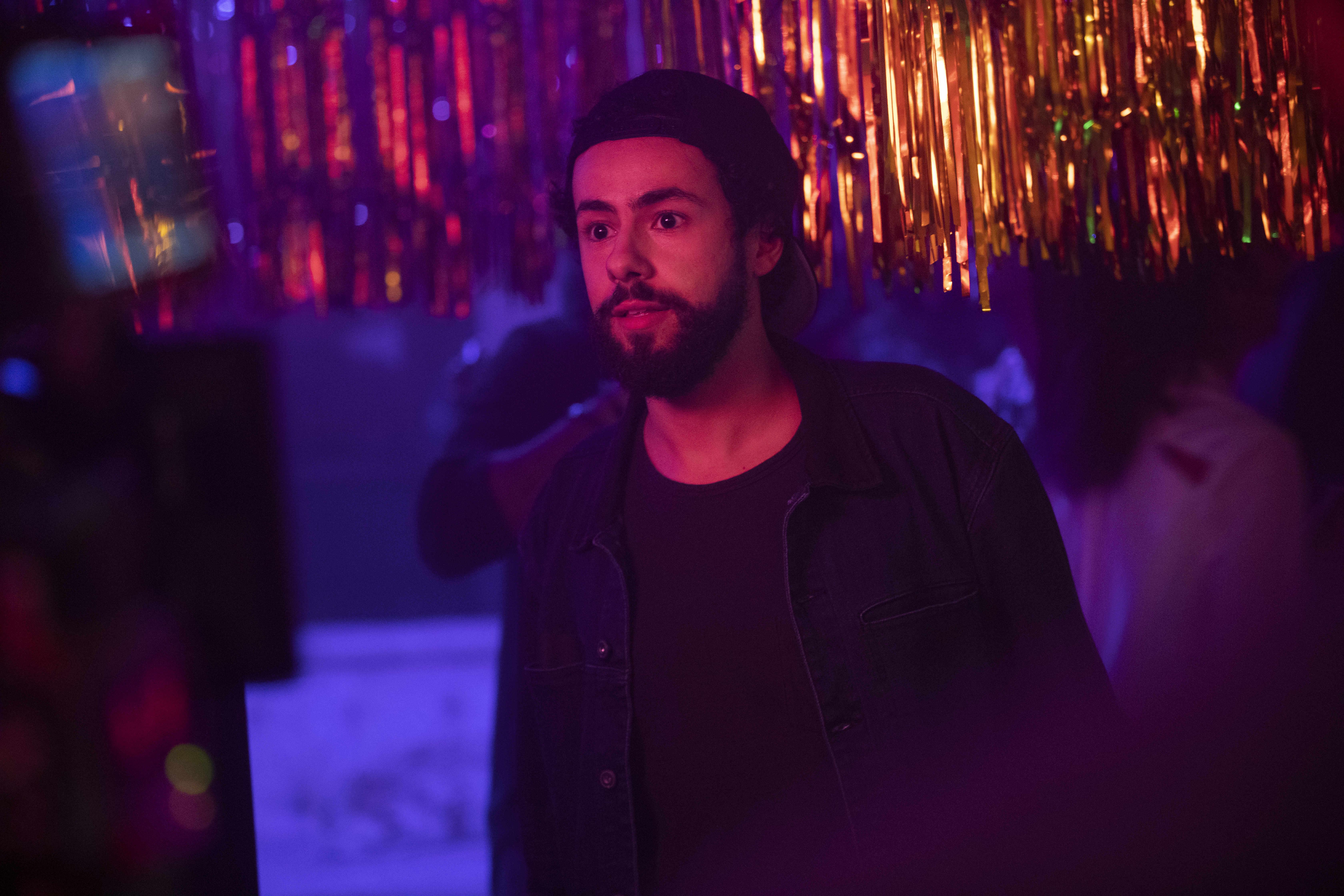 Ramy Youssef in Hulu's 'Ramy.'