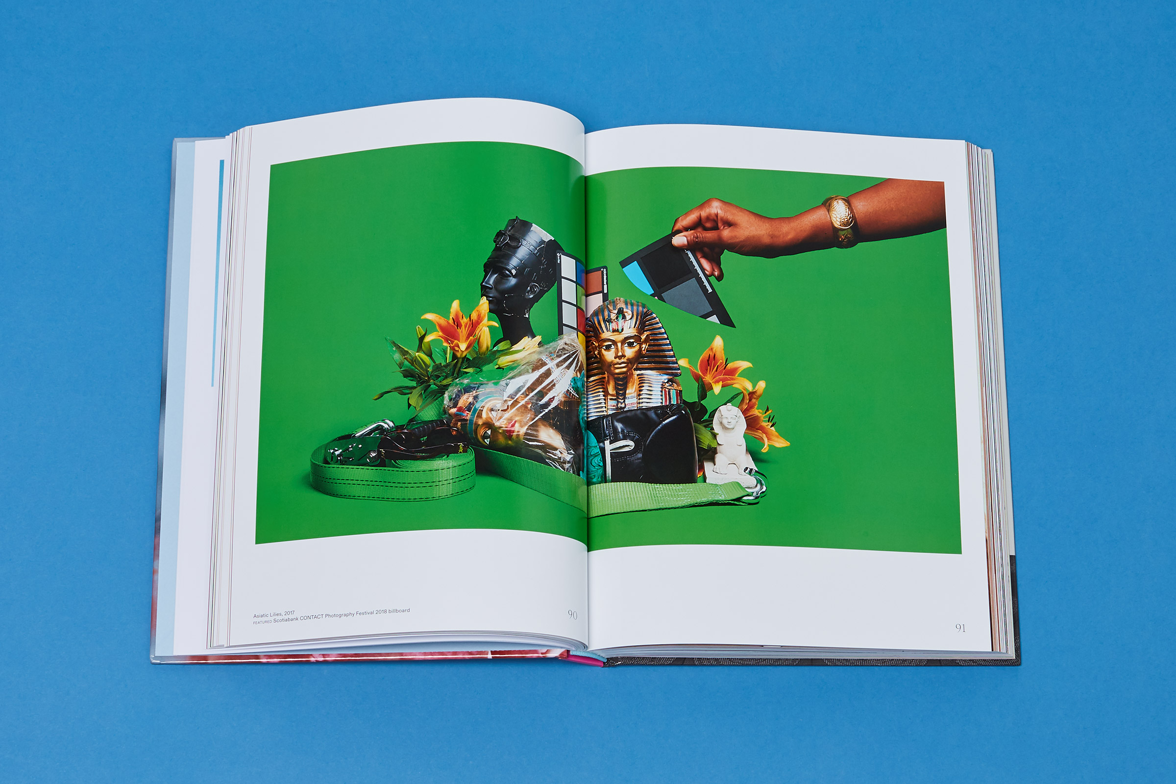 Photograph by Awol Erizku from The New Black Vanguard: Photography between Art and Fashion by Antwaun Sargent