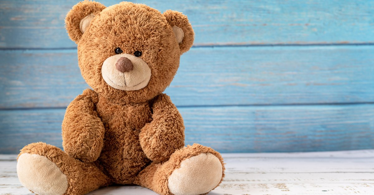 Teddy Bear Present With a Hidden Meaning May Cause Tears ...