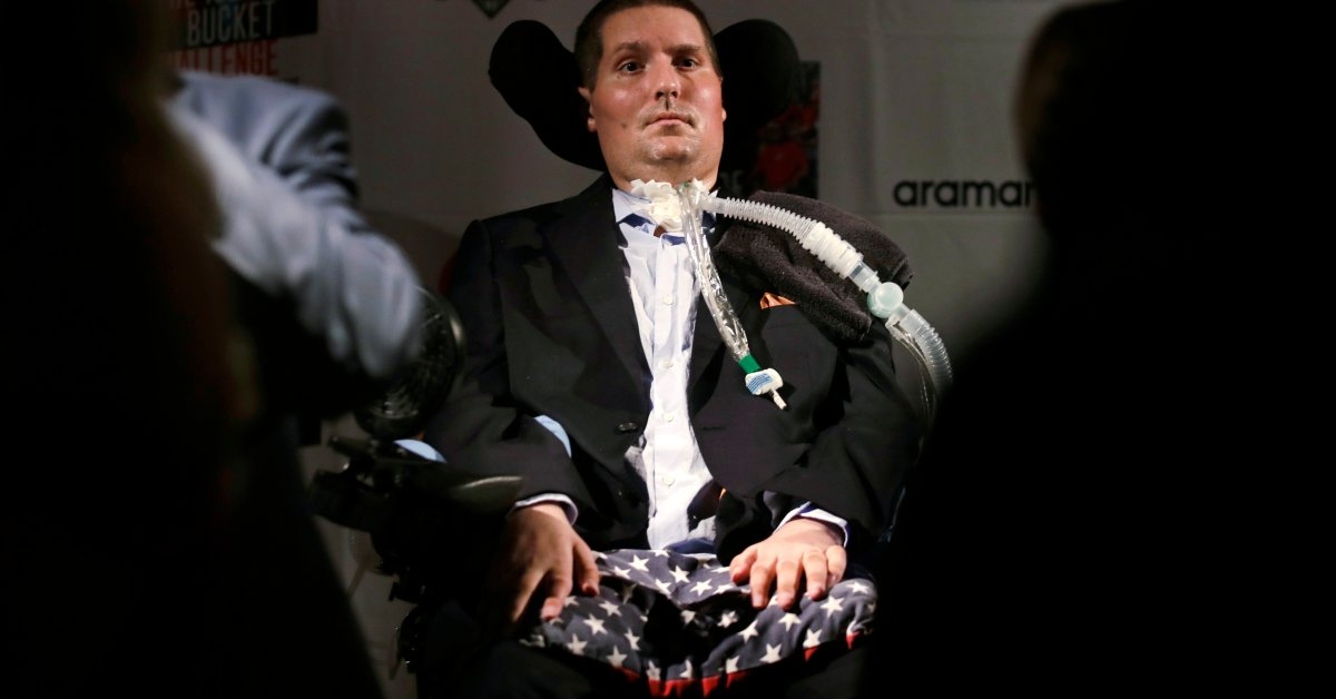 Pete Frates, Man Who Inspired the ALS Ice Bucket Challenge, Dies at 34