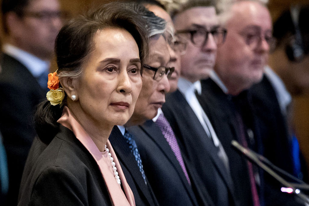 Aung San Suu Kyi Defends Myanmar Against Rohingya Genocide Allegations at The Hague