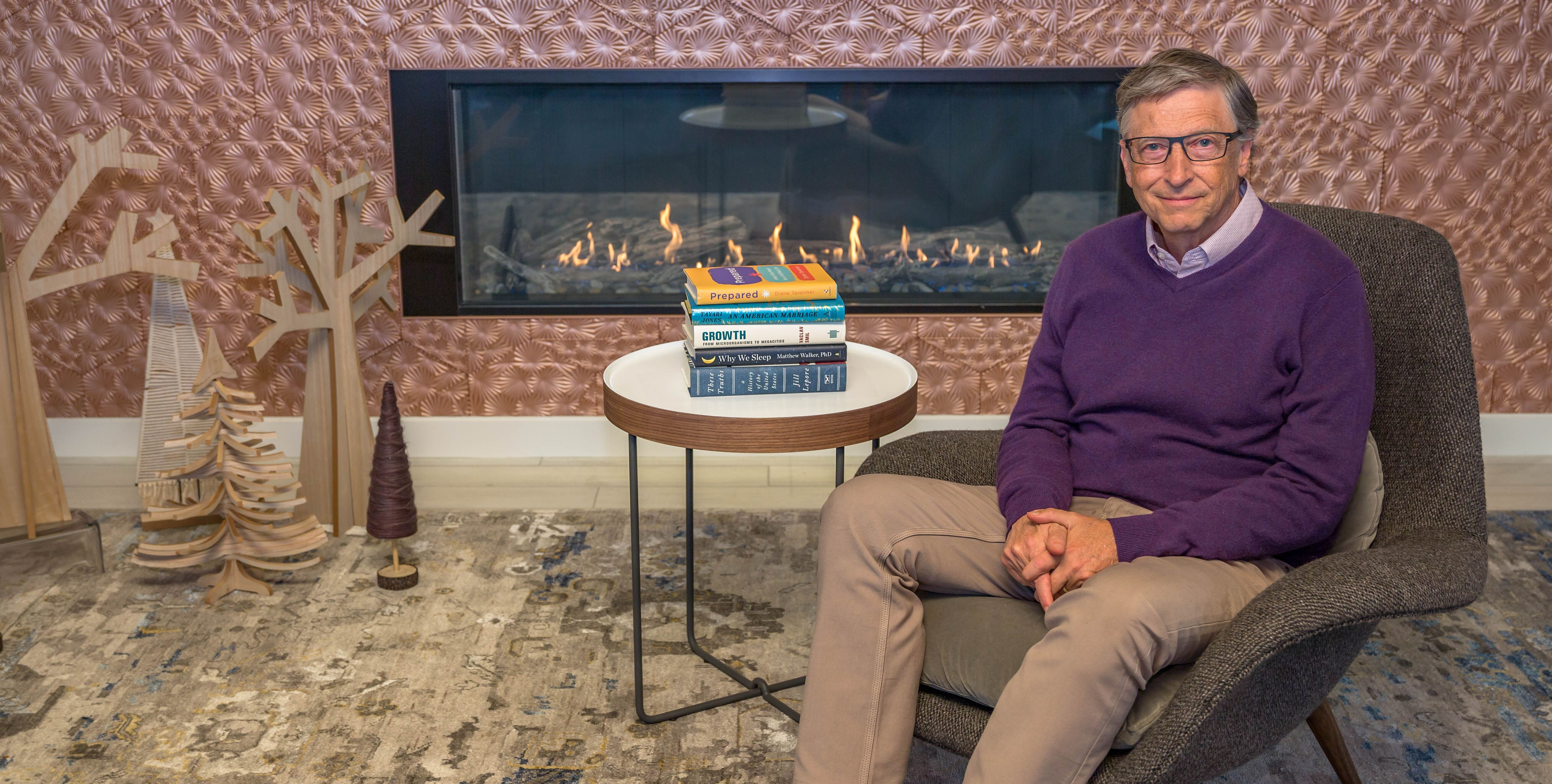 Bill Gates Reading List 2020.Bill Gates Shares Favorite Books He Read In 2019 Time
