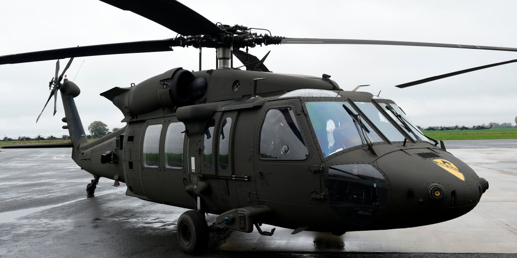 Black Hawk Helicopter Crashes in Minnesota With 3 Crew Members on Board