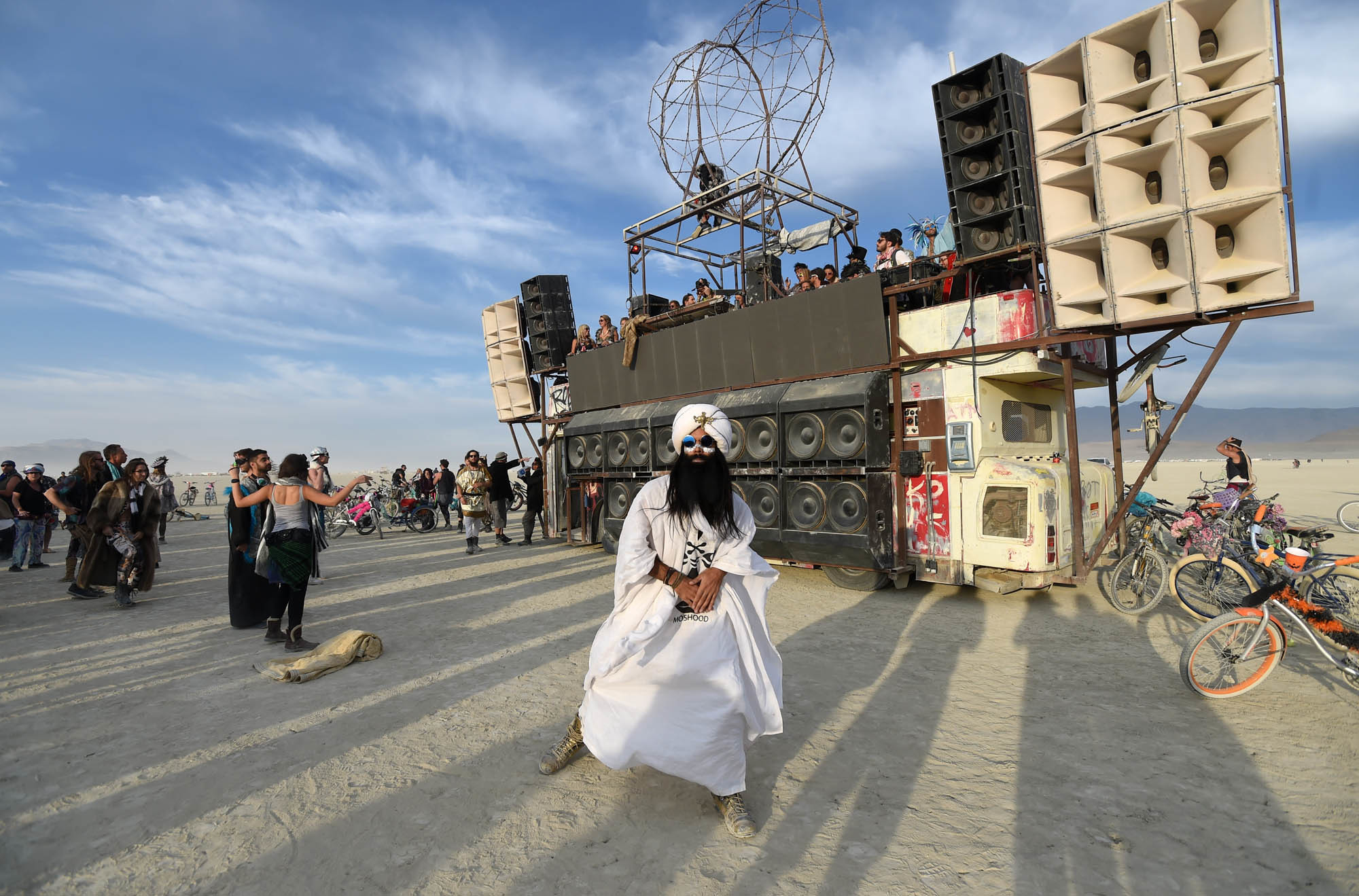 Burning Man Organizers Sue U.S. Government to Recover Millions in Permit Fees