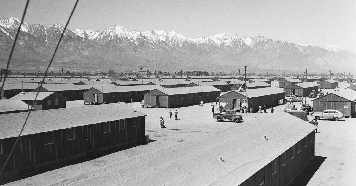 Заключение во время Второй мировой войны американцев японского происхождения растянулось за пределами США thumbnail