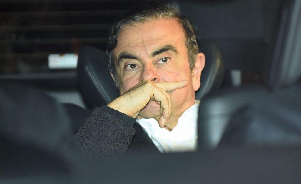 Экс-босс Nissan Карлос Госн прибыл в Бейрут с ожиданием суда в Японии thumbnail