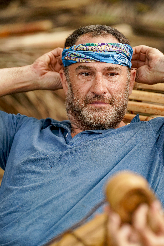 'Survivor: Island of the Idols' contestant Dan Spilo.