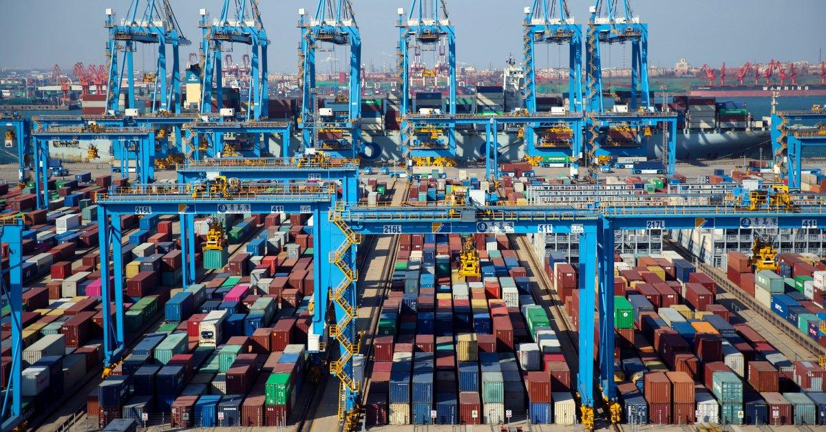 Китай повторяет спрос на откат тарифов США в рамках торговой сделки thumbnail