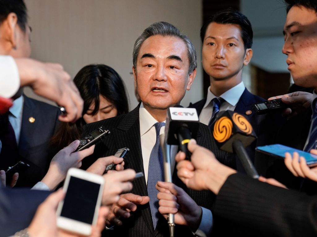 China's Foreign Minister Calls U.S. the 'Troublemaker of the World'