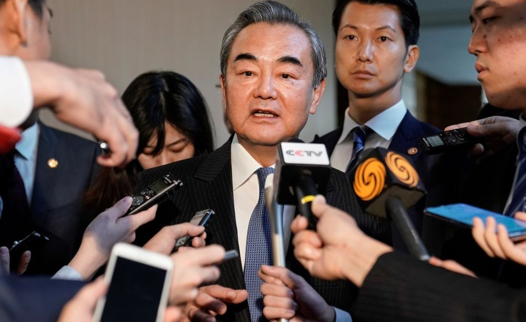 China Minister Calls U.S. 'Troublemaker of the World'