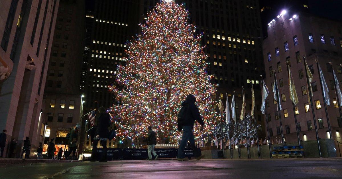Как рождественские елки стали праздничной традицией thumbnail