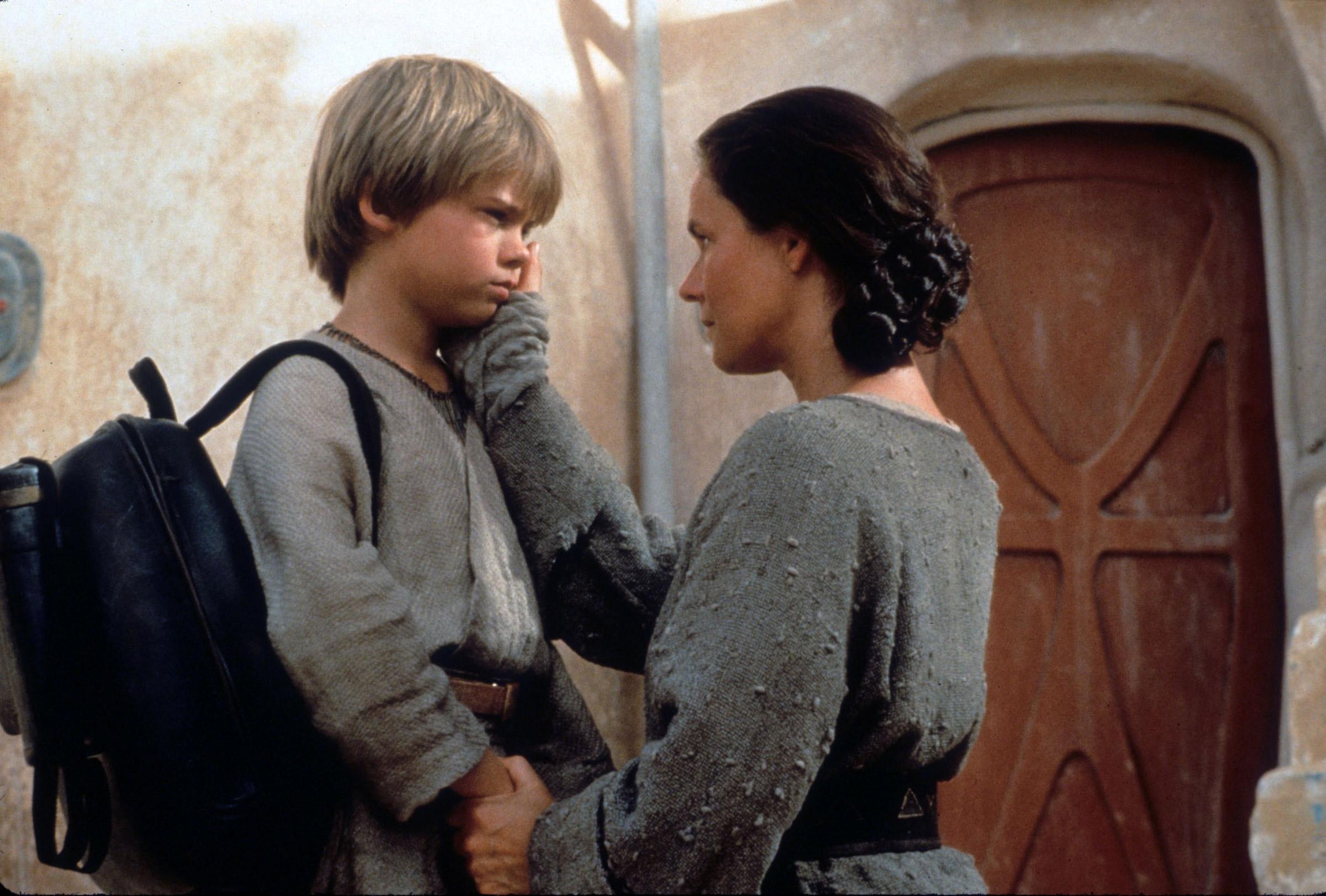 Anakin Skywalker in Star Wars Episode I - The Phantom Menace