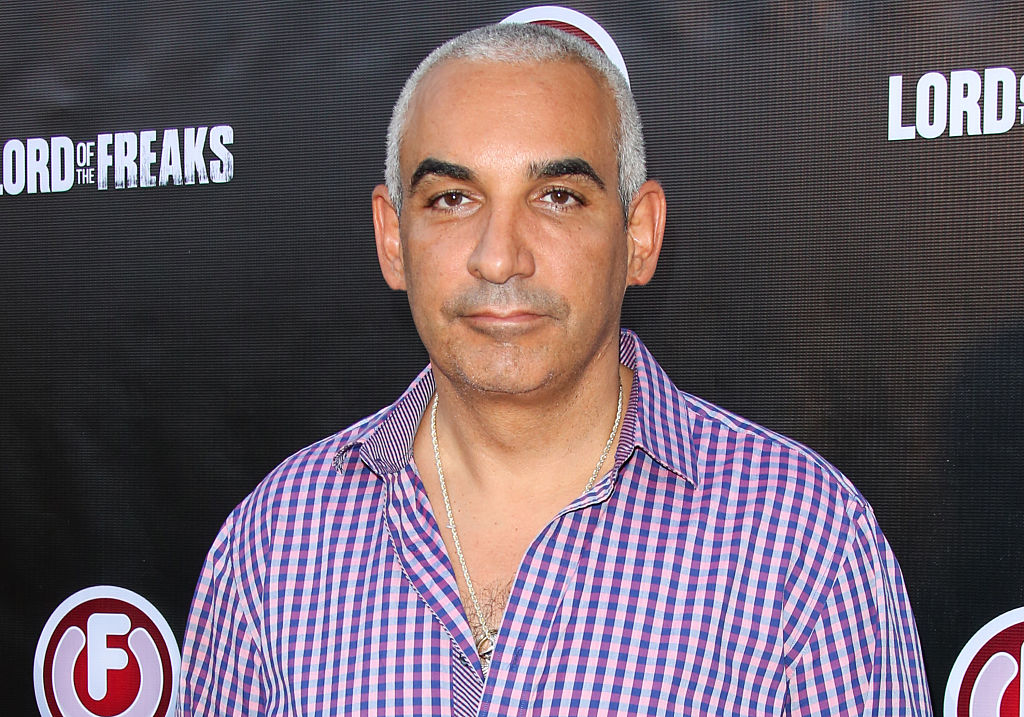 Director Alki David attends the  Lord Of The Freaks  premiere at the Egyptian Theatre in Hollywood, Calif., on June 29, 2015.