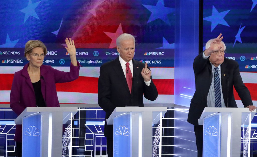 The December Democratic Debate Is Back on After Labor Dispute. Here's What to Know thumbnail