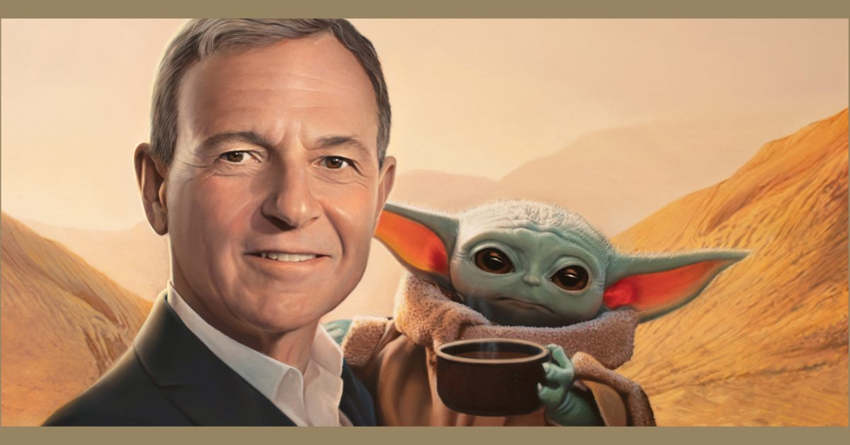 Bob Iger Is TIME's 2019 Businessperson of the Year