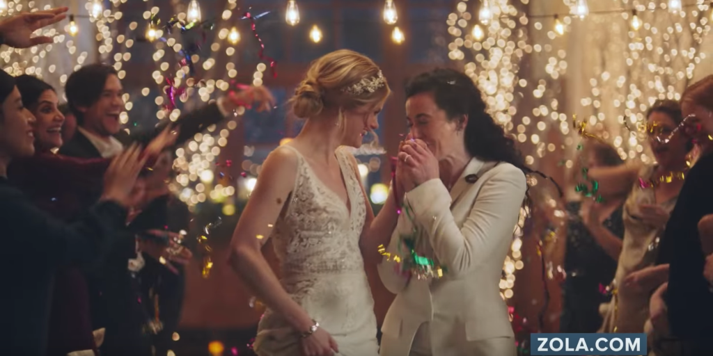 Controversy After Hallmark Channel Pulls 'Distracting' Gay Wedding Ads