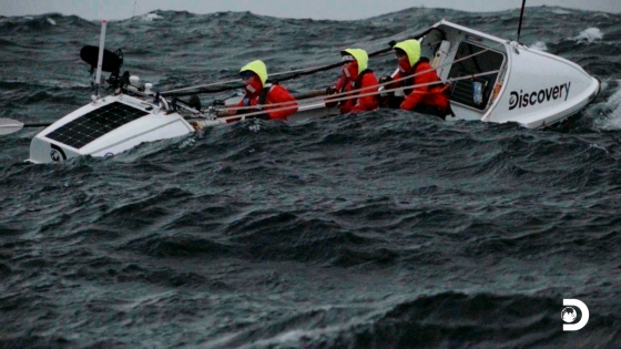 Drake Passage Record Row