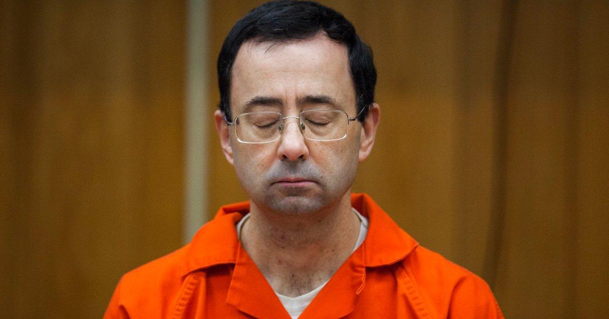 Генеральный прокурор Мичигана сказал, что расследование Ларри Нассара еще не закончено thumbnail