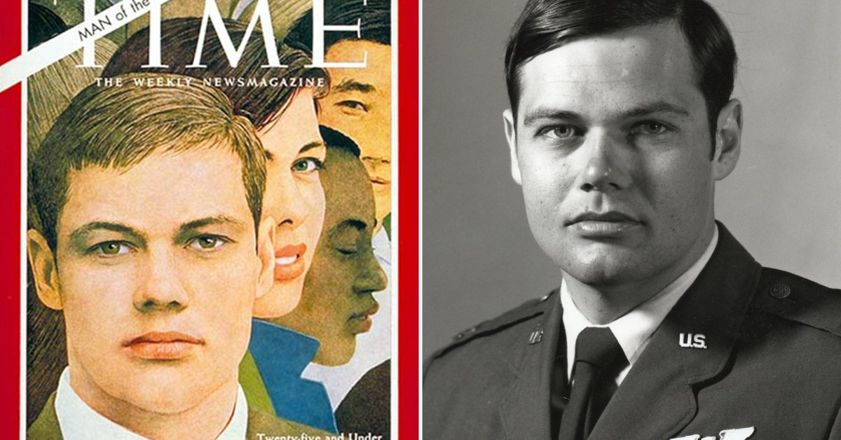 When Young Americans Were TIME's Person of the Year, This Man's Face Helped Inspire a 'Portrait of a Generation'