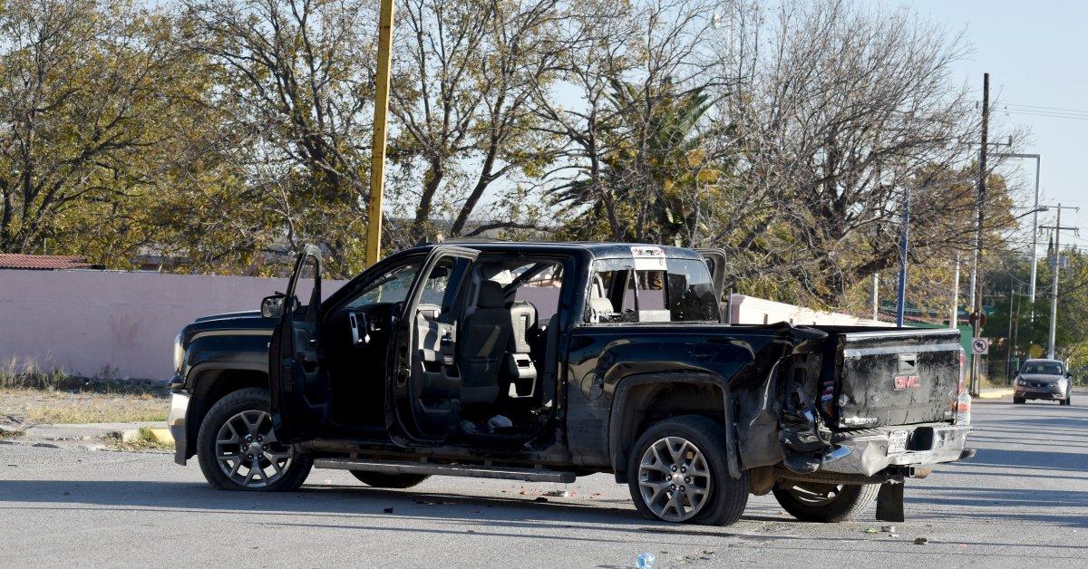 По крайней мере 14 человек погибли в Мексике Gunbattle возле границы Техаса thumbnail