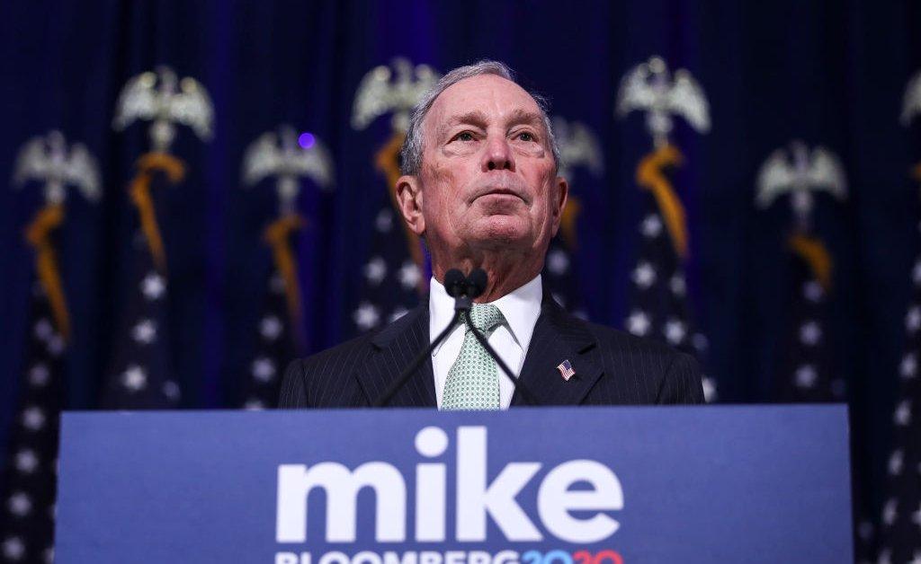 Bloomberg выражает «сожаление» в связи с воздействием жесткой полицейской тактики на меньшинства thumbnail