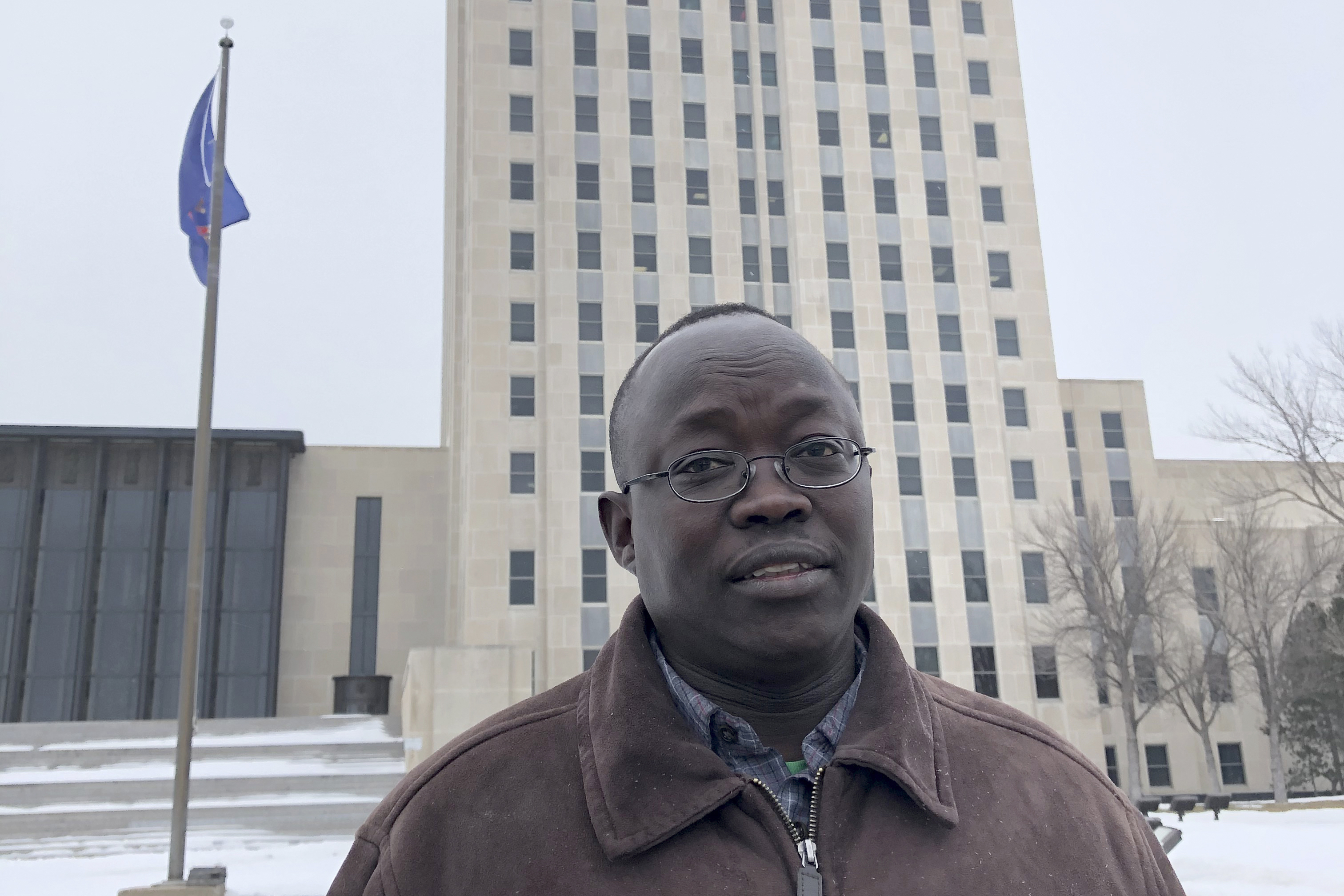 North Dakota County May Become U.S. First to Bar New Refugees