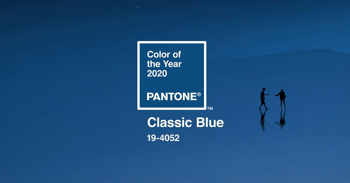 Цвет года в Pantone - утешительное начало 2020 года. Вот что нужно знать о выборе. thumbnail