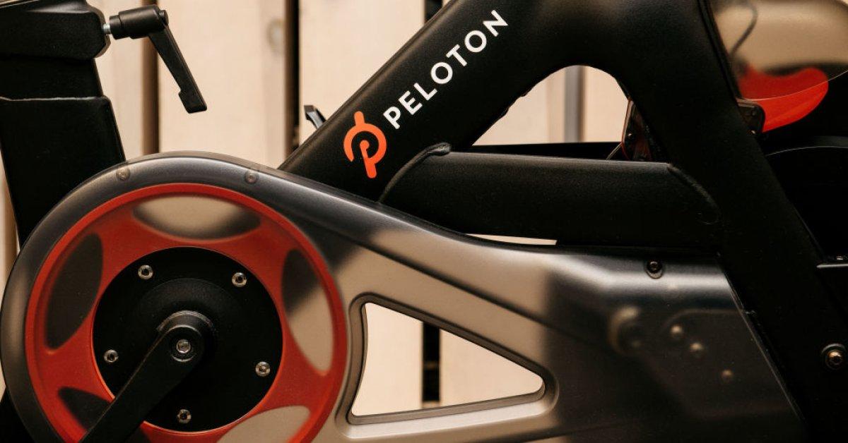 Вирусный «муж Пелотон» дарит своей подруге из реальной жизни велосипед «Пелотон» на Рождество, надеется, что он «пройдет лучше во второй раз» thumbnail