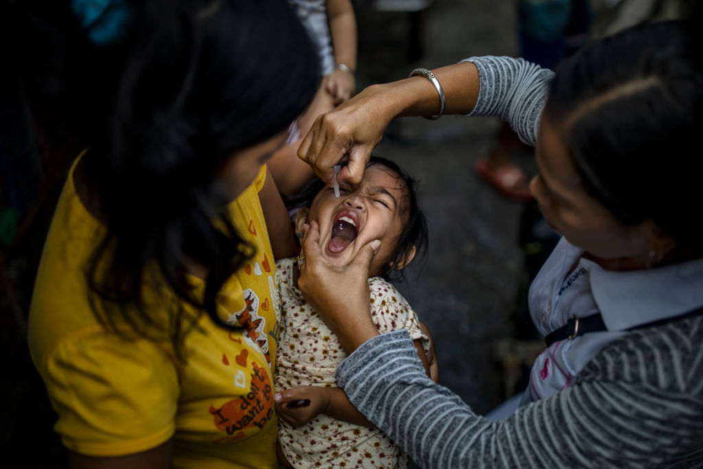 Polio Case in Malaysia Sparks Fears the Disease Is Spreading in Southeast Asia