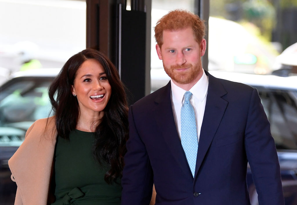 Why Prince Harry and Meghan Are Missing Trump's Visit to ...