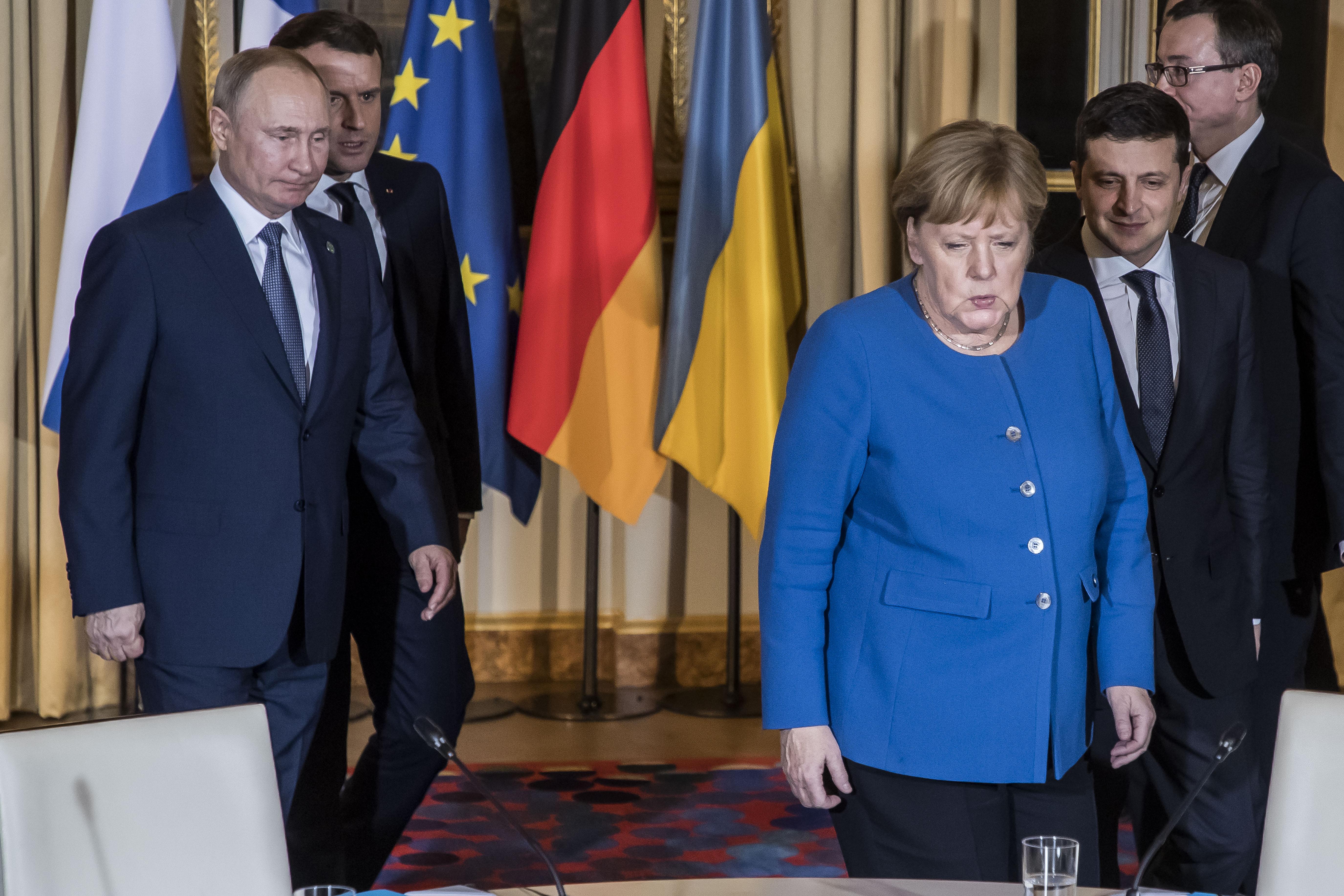 Russia Retaliates by Expelling Two German Diplomats Over Berlin Murder Probe