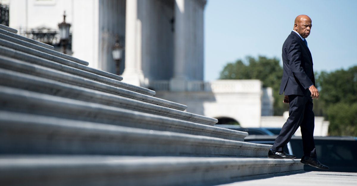 «У меня есть шанс на борьбу». Член палаты представителей Джон Льюис говорит, что у него рак поджелудочной железы thumbnail