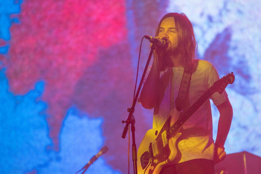 Singer-songwriter Kevin Parker of Tame Impala performs onstage during weekend one, day one of Austin City Limits Music Festival at Zilker Park on October 04, 2019.