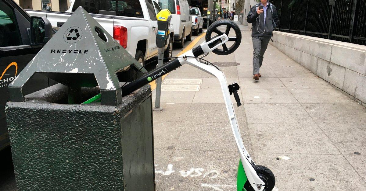 Тестирование технологий в общественных местах? Сан-Франциско: сначала нужно получить разрешение thumbnail