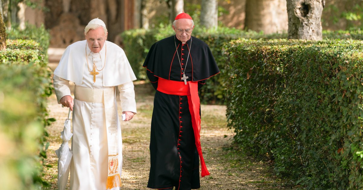 Подлинная история фильма «Две папы» thumbnail