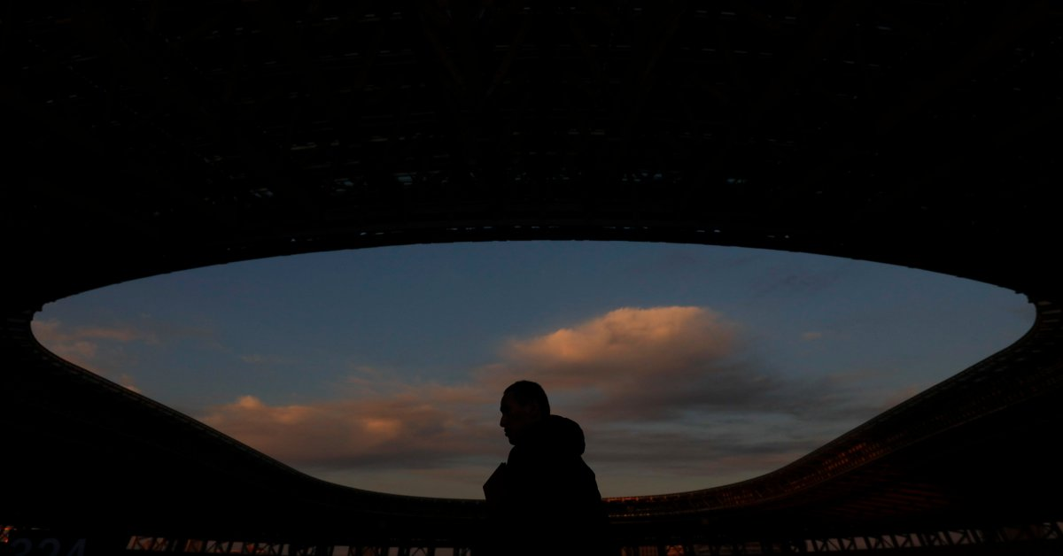 Япония представляет новый национальный стадион в Токио, центральный элемент Олимпийских игр 2020 года thumbnail