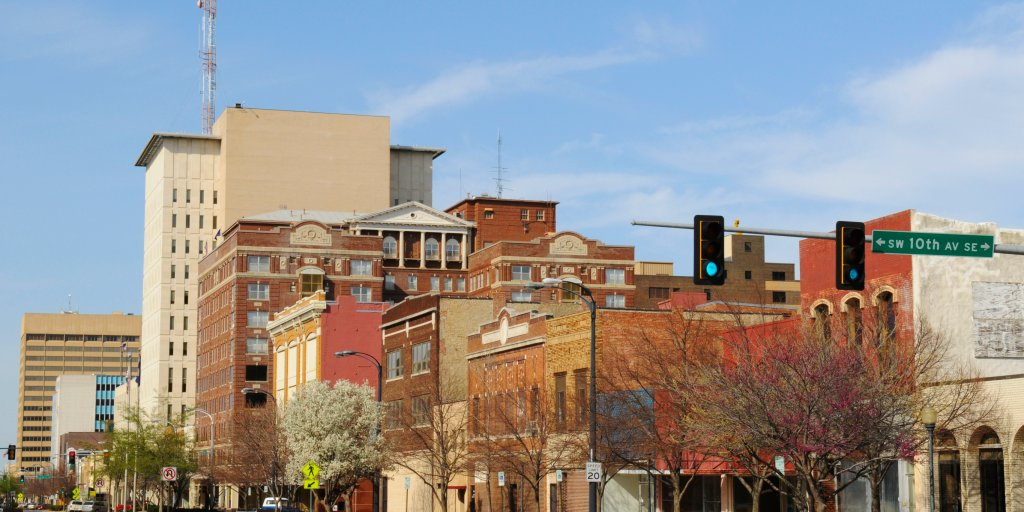 The City of Topeka, Kansas, Wants to Pay You To Live There