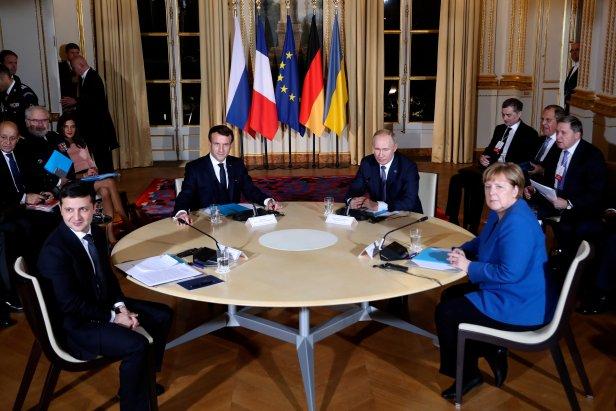 France Ukraine Talks