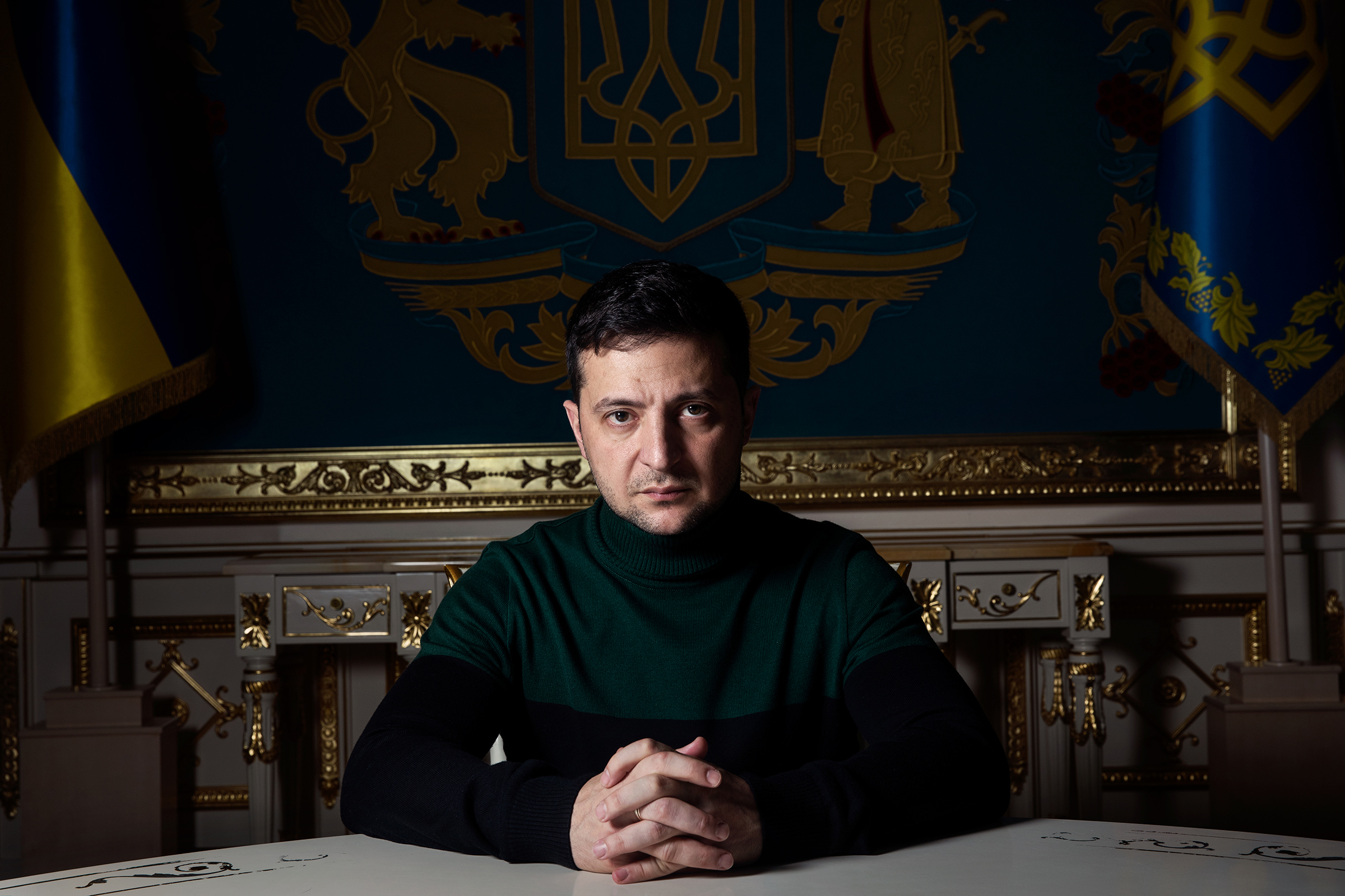 'I Don't Trust Anyone at All.' Ukrainian President Volodymyr Zelensky Speaks Out on Trump, Putin and a Divided Europe