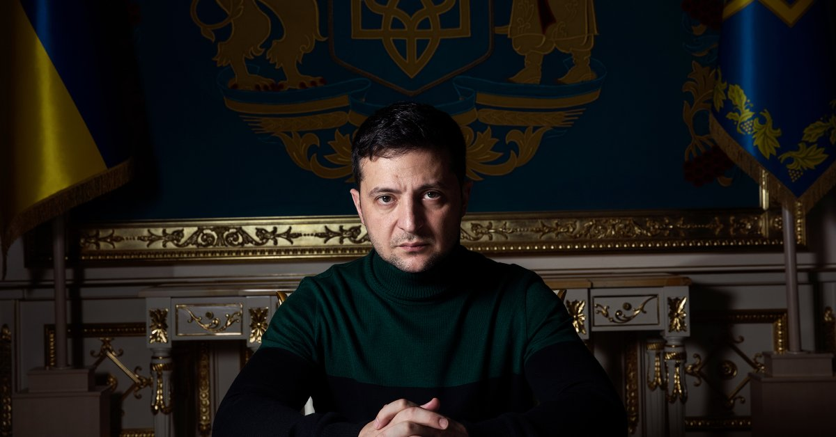 'I Don't Trust Anyone At All.' Ukrainian President Volodmyr Zelensky Speaks Out on Trump, Putin and a Divided Europe