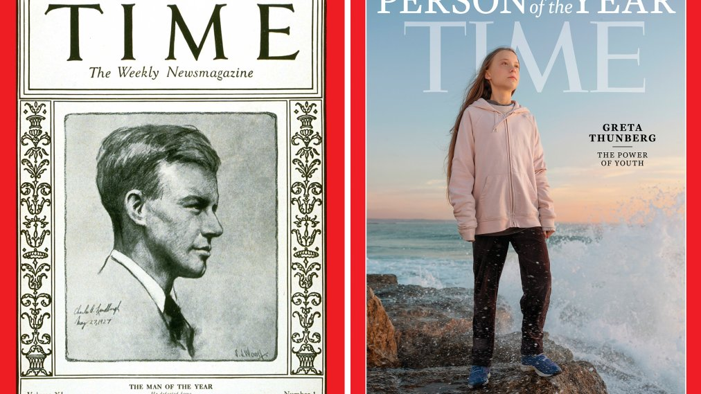 Greta Thunberg Is the Youngest TIME Person of the Year Ever. Here's How She Made History