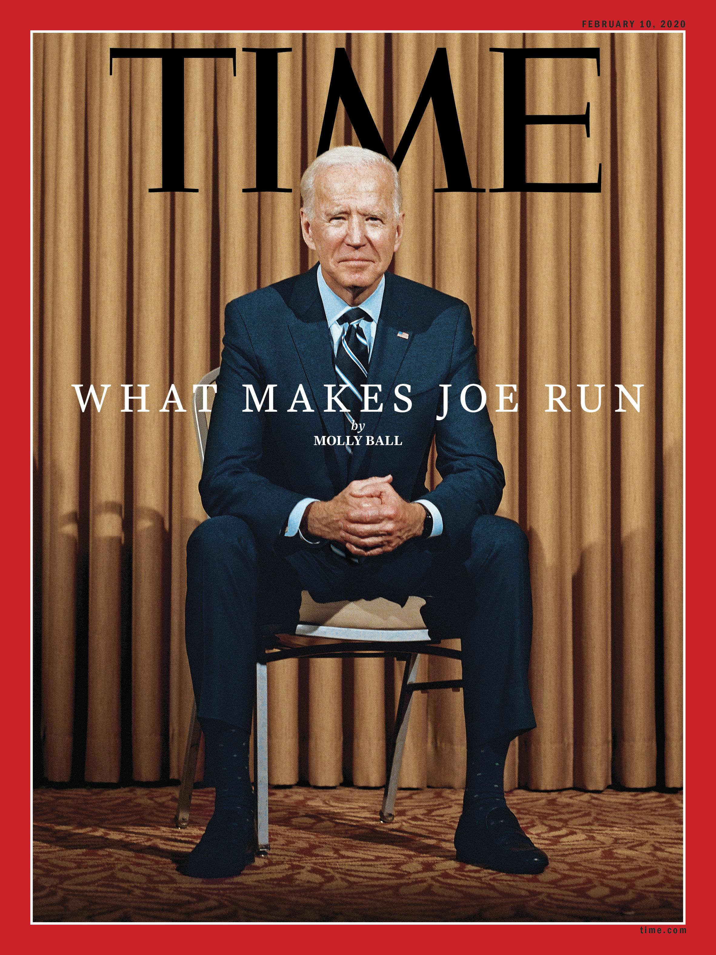 You Ve Got To Have Purpose Joe Biden S 2020 Campaign Is The Latest Test In A Lifetime Of Loss Time