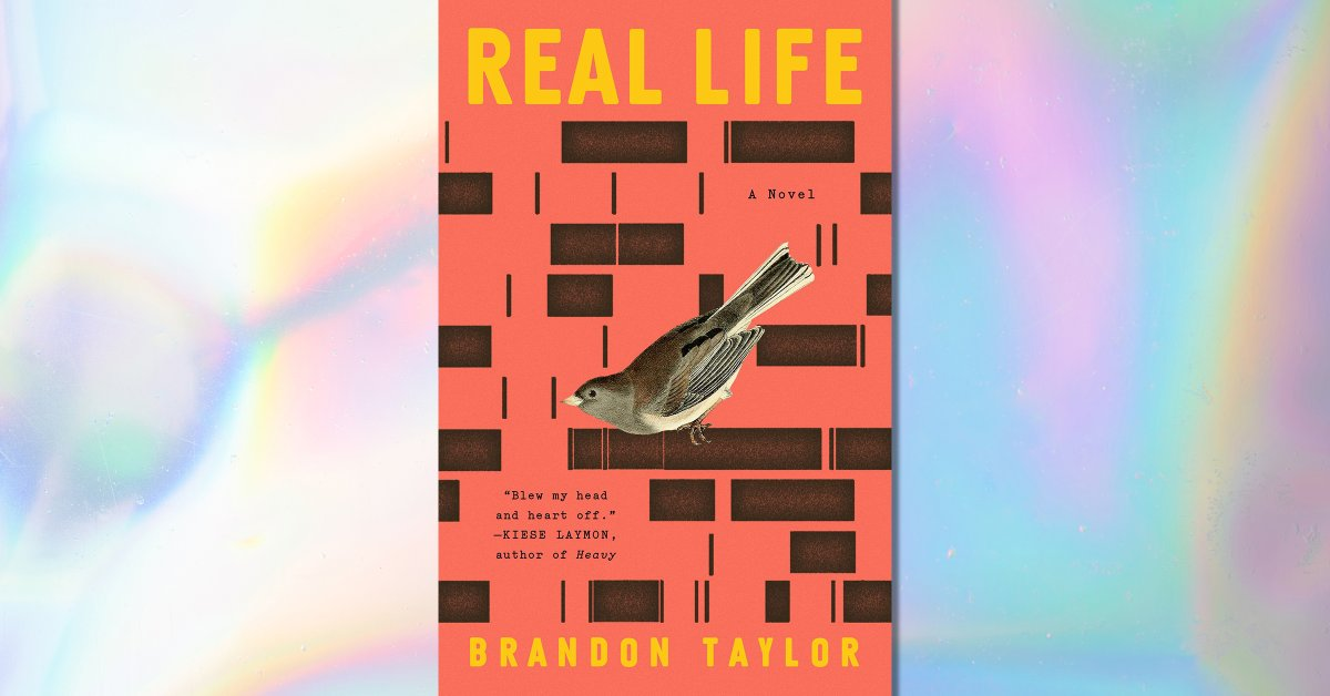 Black Gay Writers Deserve to Tell Our Stories. Brandon Taylor's 'Real Life' Achieves That and More