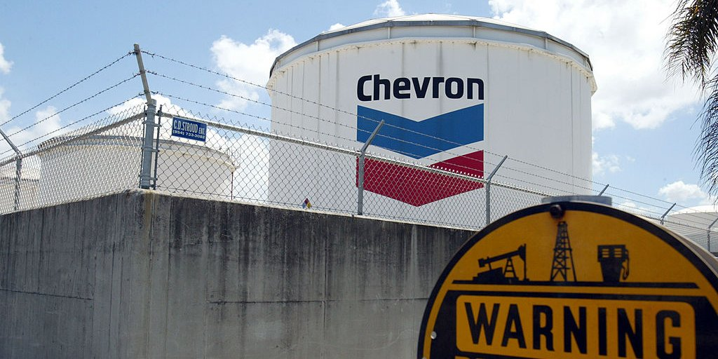 U.S. Allows Chevron to Keep Drilling in Venezuela for 3 Months