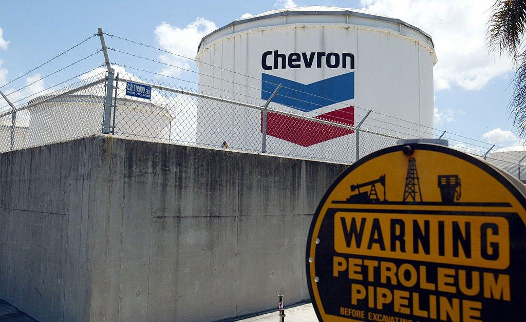 США позволяют Chevron продолжать бурение в Венесуэле в течение 3 месяцев thumbnail