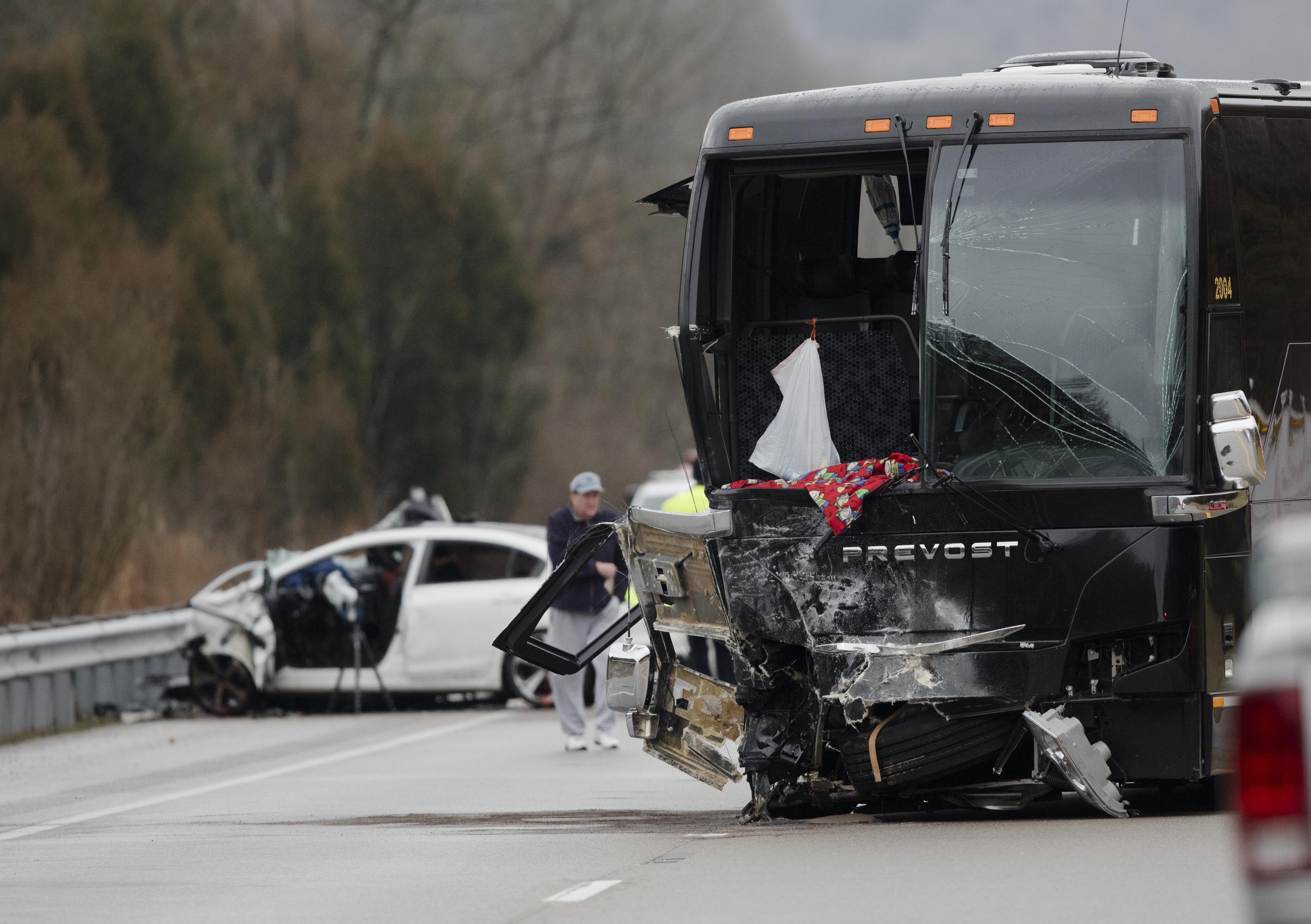 Covington Catholic High School Bus Involved in Fatal Crash in Kentucky