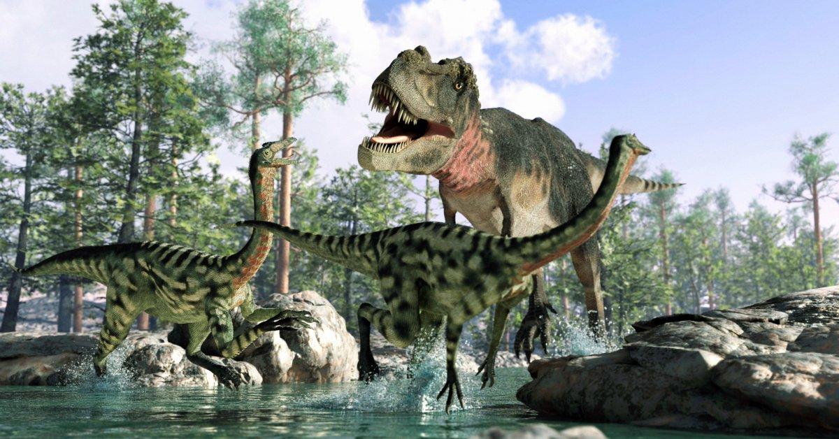Как появилась песня о влюбленных динозаврах, в которых влюбляются все thumbnail