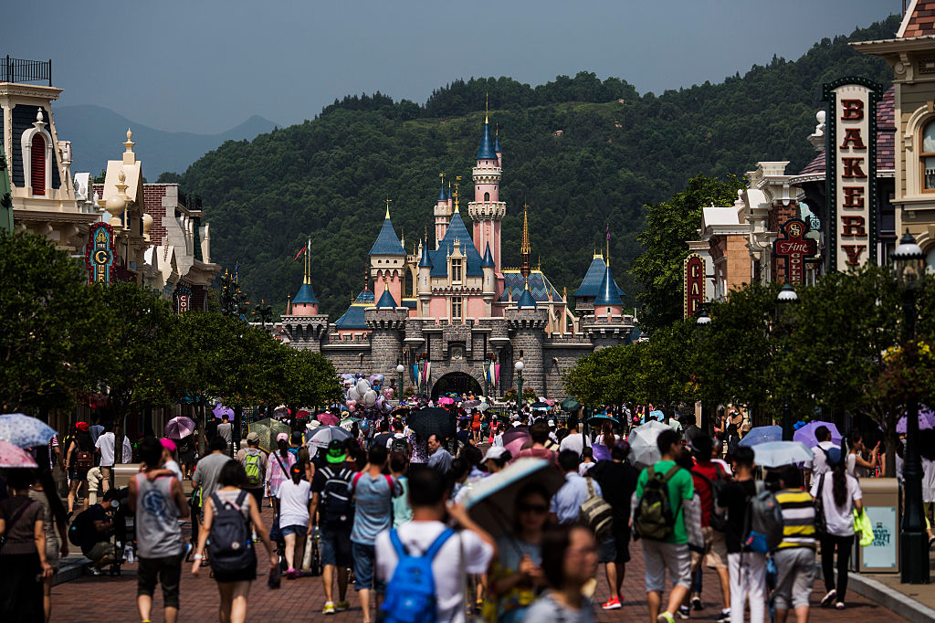 Hong Kong Disneyland, which opened in 2005, is the smallest Disney theme park. Hong Kong officials are asking the Disney to allow a tract of land earmarked for expansion to be used for transitional housing, instead.