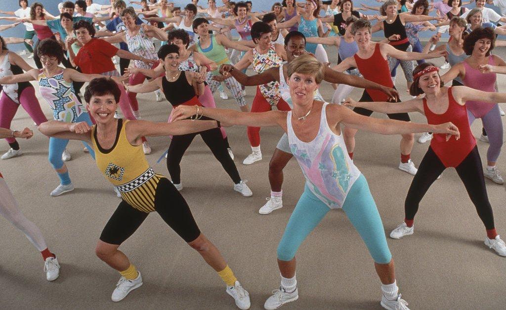 20th century women's fitness culture