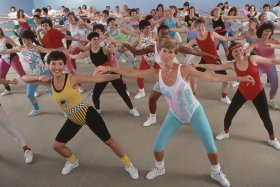 Jazzercise, history of fitness